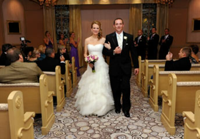 Wedding Chapels At Bellagio