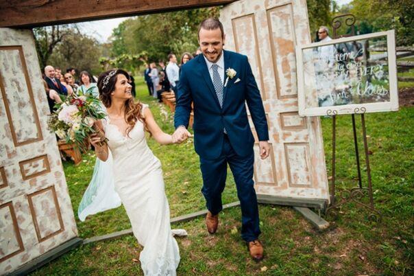 Bailey blair wedding