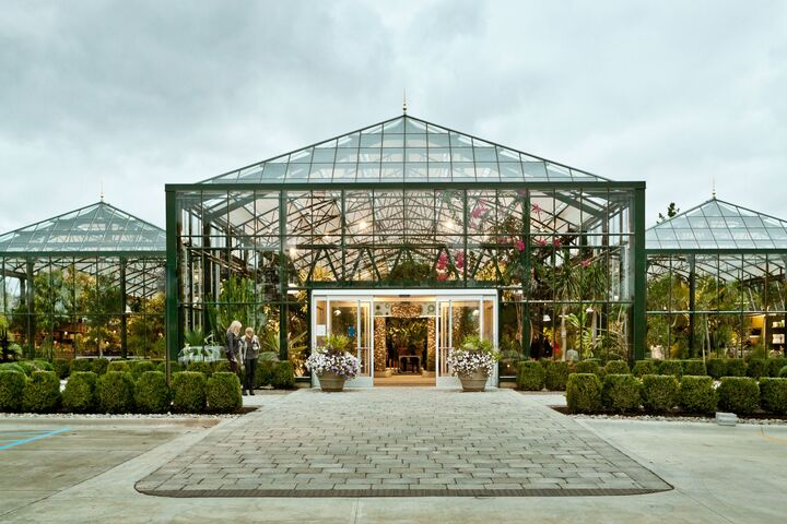 Planterra Conservatory West Bloomfield Township Mi