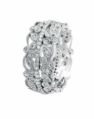 Parade Designs BD1979 from the Lyria Collection Wedding Ring photo