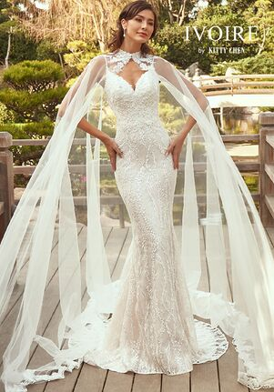 IVOIRE by KITTY CHEN ANNAMARIE, V2011 Mermaid Wedding Dress