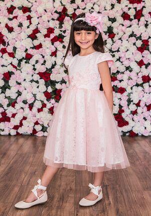 Kid's Dream C205 Ivory Flower Girl Dress
