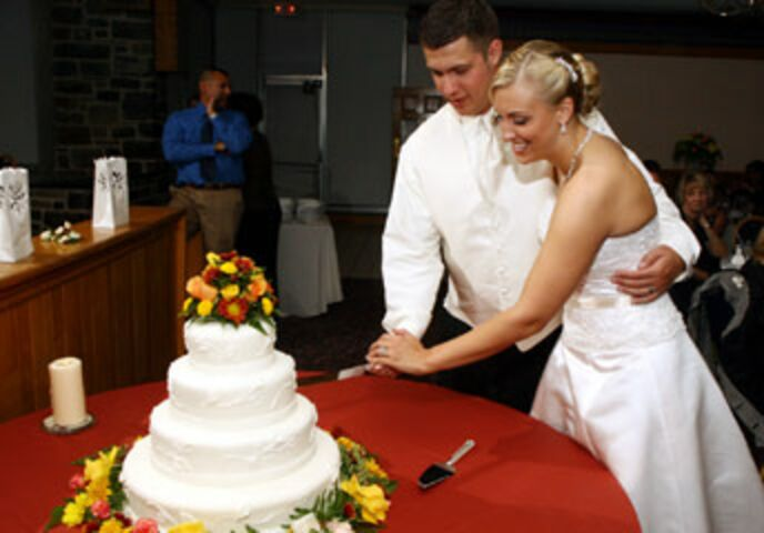 The Bay Gift Registry Wedding: Top Of The Bay At Aberdeen Proving Ground