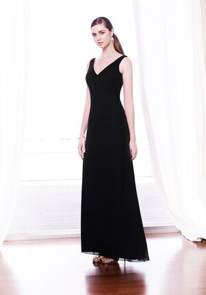 Colour by Kenneth Winston 5221L V-Neck Bridesmaid Dress
