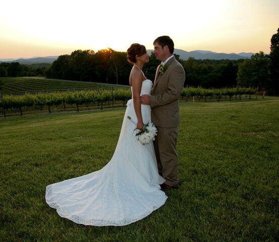 Dahlonega ga winery wedding