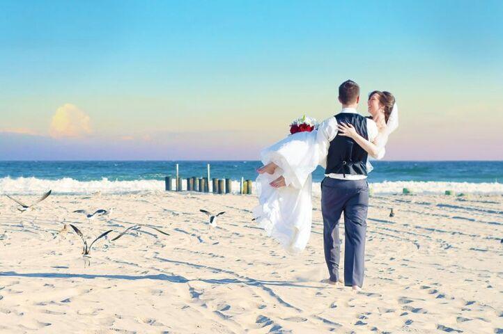 Wildwood crest nj wedding