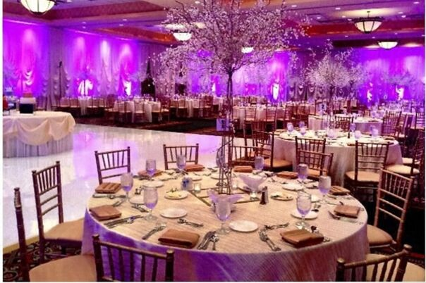Marriott burr ridge wedding