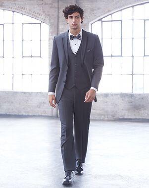 Allure Men Graphite Tuxedo Gray Tuxedo
