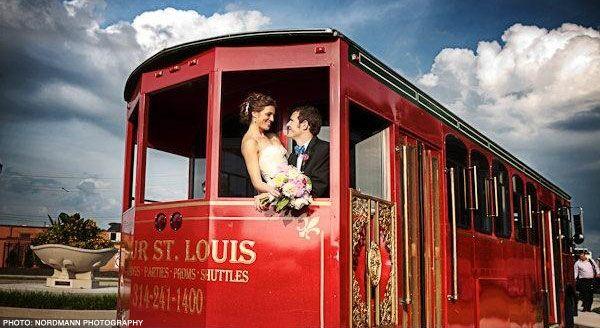 st louis carriage  u0026 trolley company