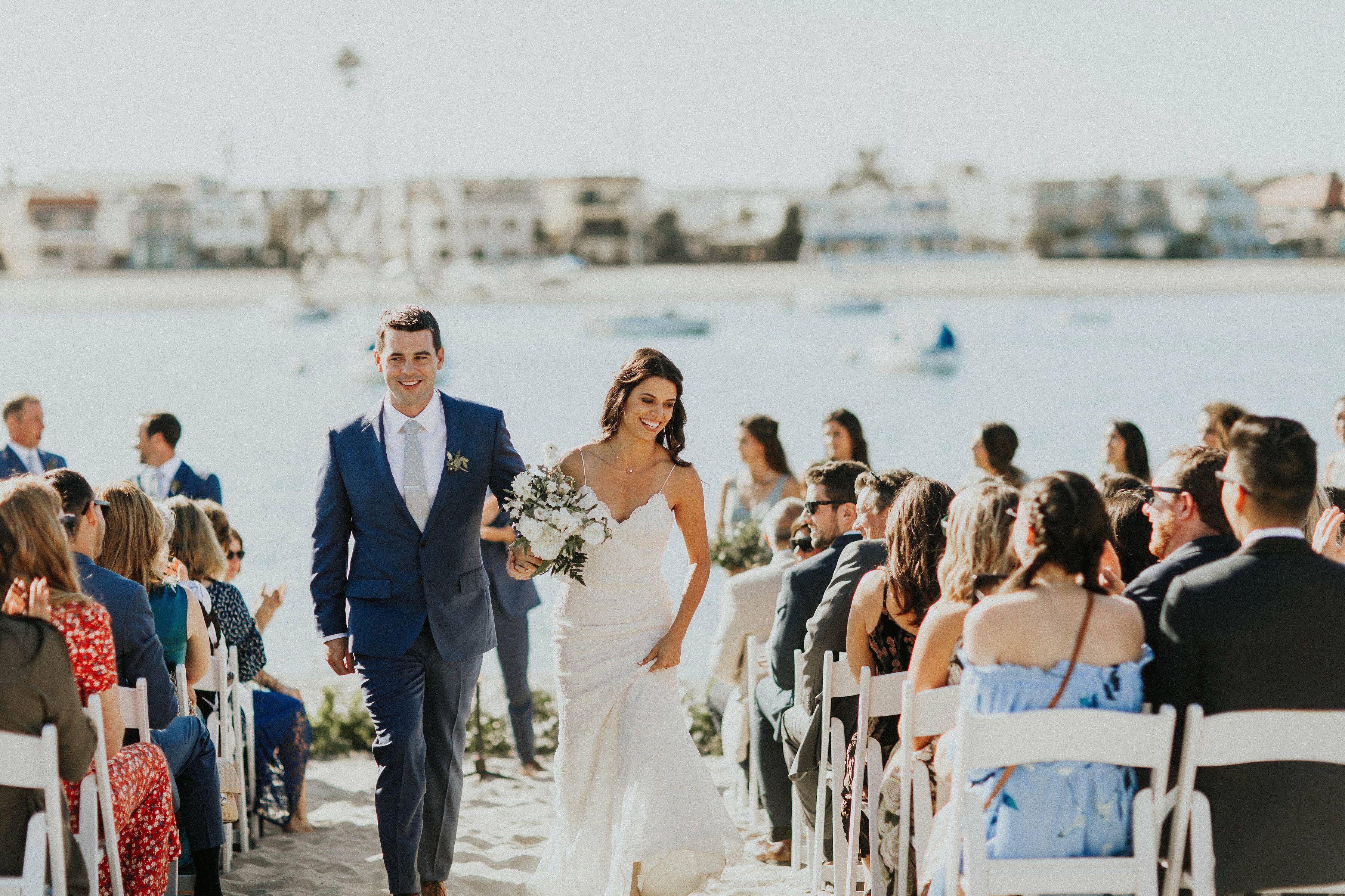 Military base wedding venues san diego