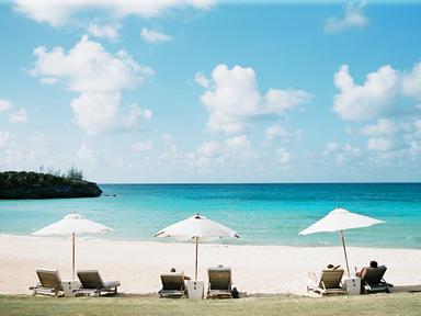 The Sexiest Caribbean Islands for a Destination Wedding
