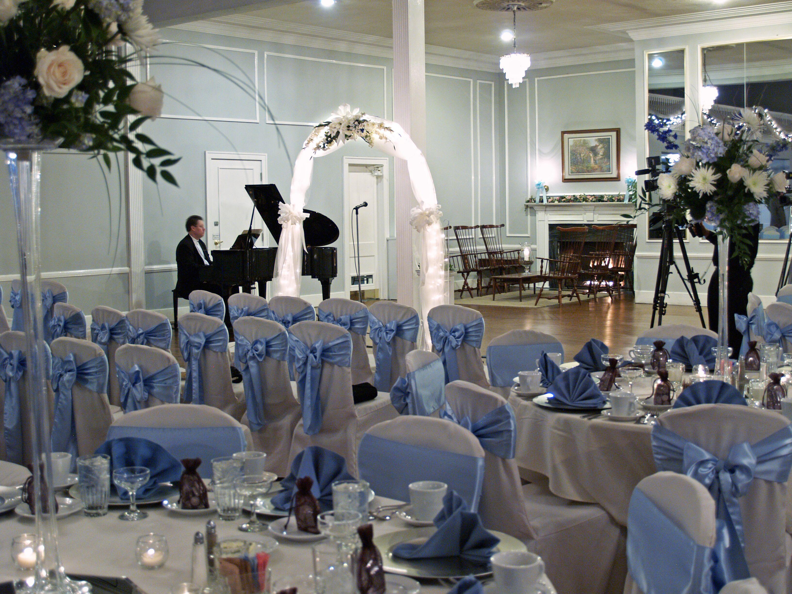 Meeting House Grand Ballroom Reception Ceremony Venue Unveil