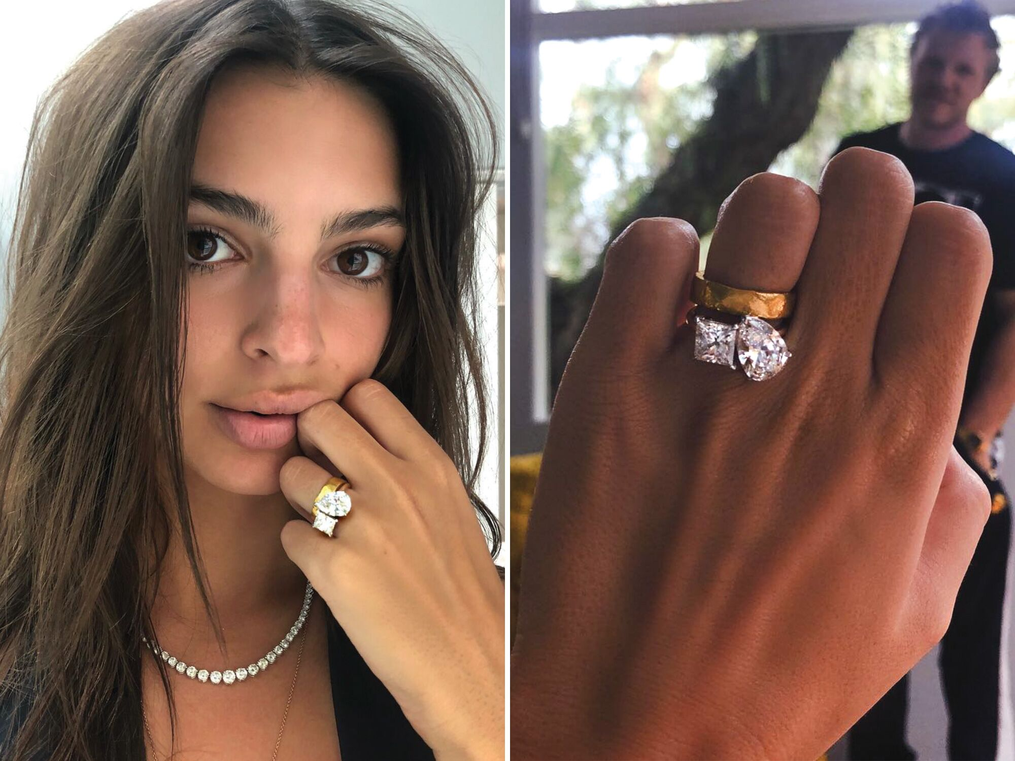 What Goes First Engagement Ring Or Wedding Ring
