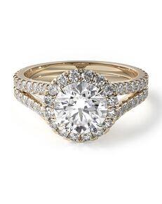 James Allen Classic Round Cut Engagement Ring
