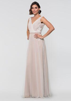 Kleinfeld Bridesmaid KL-200008 V-Neck Bridesmaid Dress