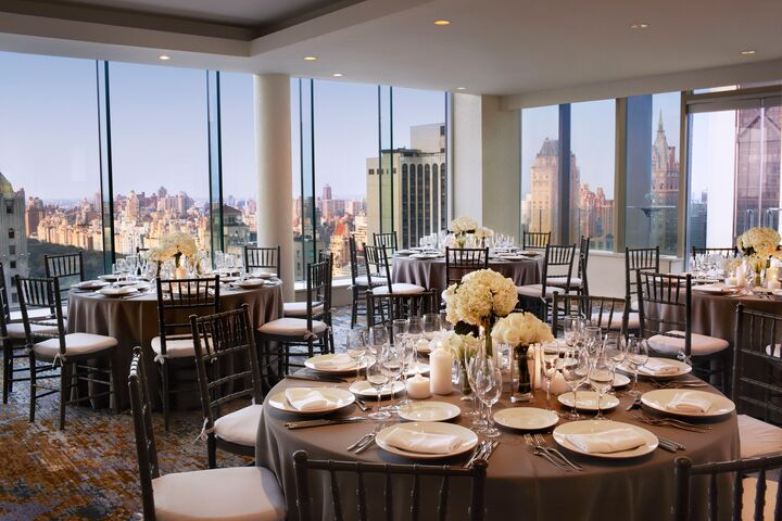 Le Parker Merin New York Wedding Reception Venues In Ny The Knot
