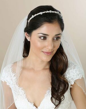 Bel Aire Bridal 6555 Headband