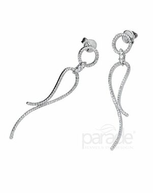 Parade Designs E1574A from the Lumiere Collection Wedding Earring photo