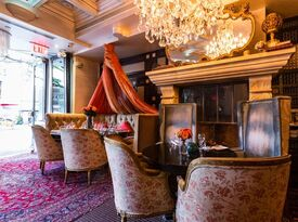 Casa La Femme - Front Dining Room/Lounge - Private Room - New York City, NY