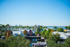 Santa Rosa Beach, Florida Wharf View
