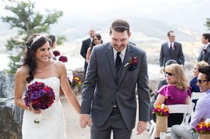 Gabrielle and Joe's Ceremony Recessional