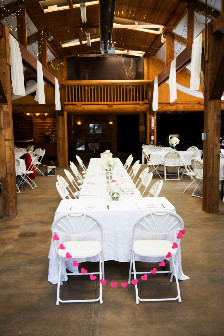 A Rustic Reception at the Lower Lake Ranch