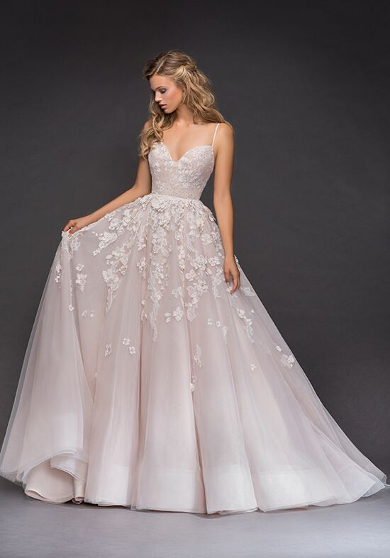 Hayley Paige 6814 Arden Wedding Dress The Knot