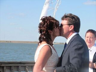 Cape May Officiant Rev. Donna Augustyn