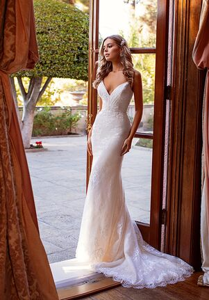Simply Val Stefani JOYA Mermaid Wedding Dress