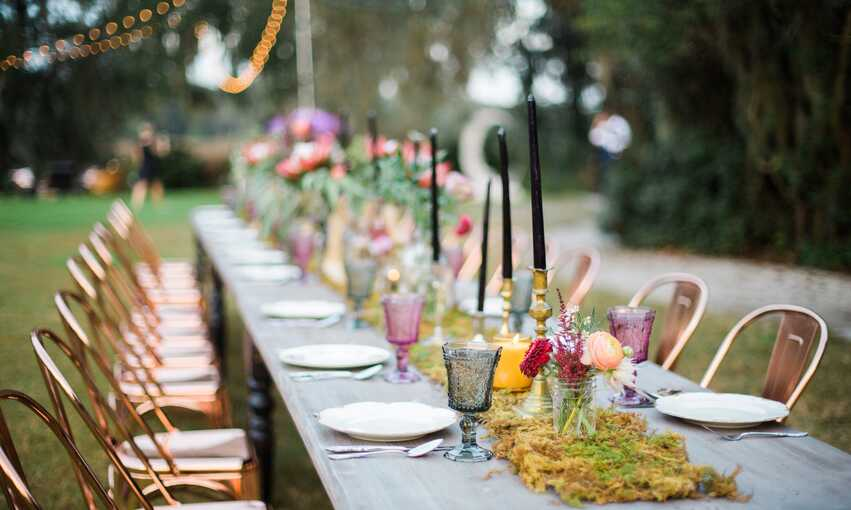 Woodland Wonderland party themed inspiration and ideas