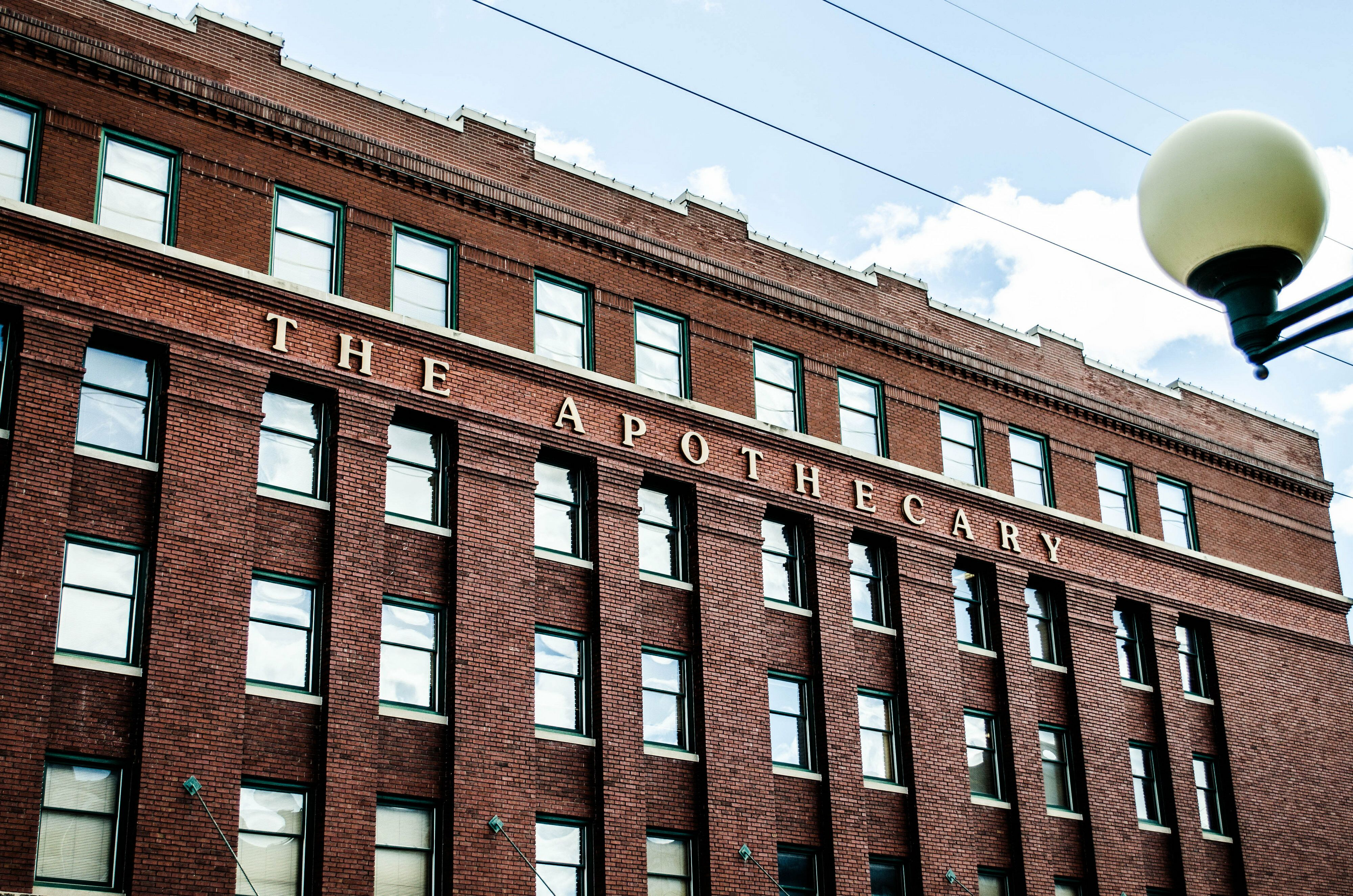 Apothecary Lofts And Ridnour Room