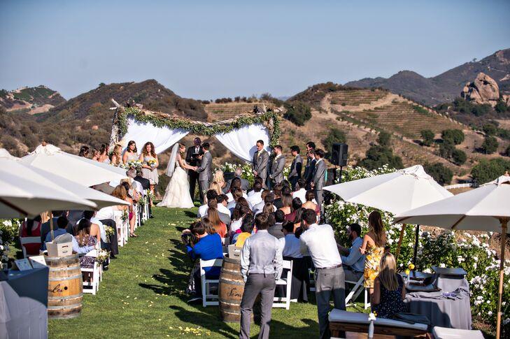 Outdoor Grass Ceremony
