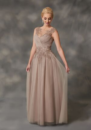 Mary's Beautiful Mothers M2763 Black Mother Of The Bride Dress
