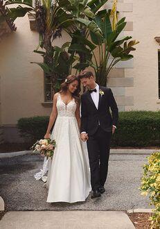Stella York 7198 A-Line Wedding Dress