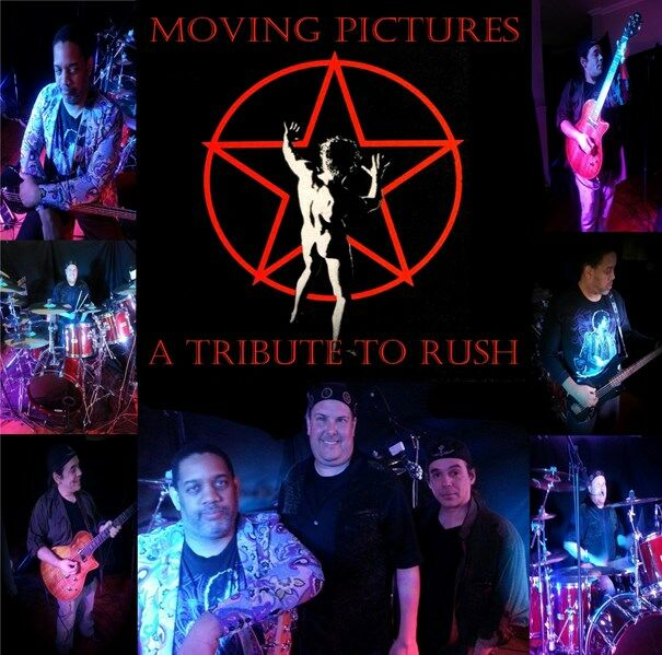 MOVING PICTURES - A TRIBUTE TO RUSH - Rush Tribute Band - New York City, NY