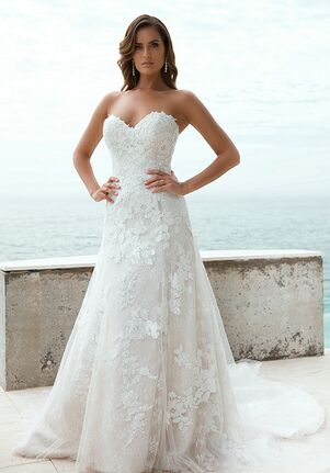 Mia Solano M1824L | Piper A-Line Wedding Dress