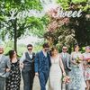A Colorful English Garden Wedding at Crossed Keys Estate in Andover, New Jersey