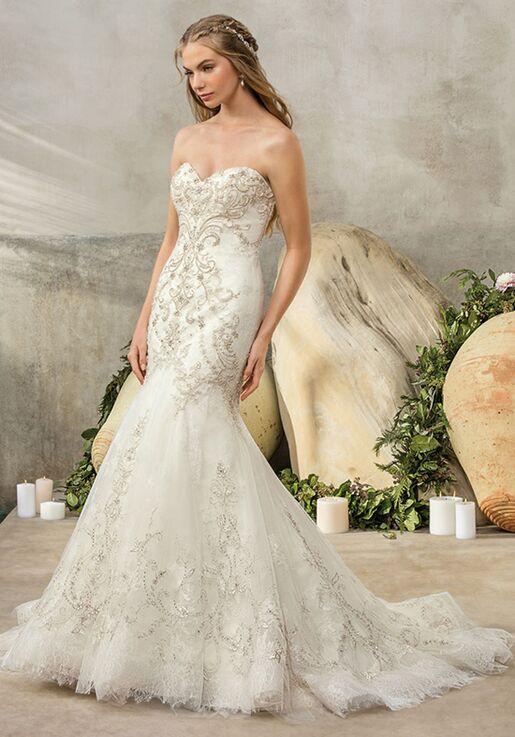 c2d0ec5df8e Casablanca Bridal Style 2304 Cambria Wedding Dress - The Knot