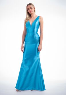 JASMINE P226060 V-Neck Bridesmaid Dress