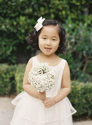 Flower Girl Look