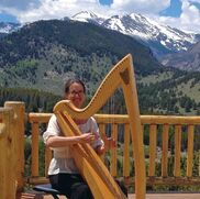 Lyons, CO Harp | Anela Lauren