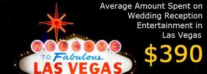 Las Vegas Wedding Entertainment Costs