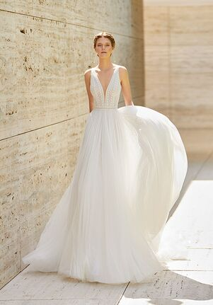 Rosa Clará Couture ELOISA A-Line Wedding Dress