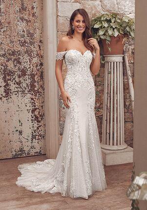 Justin Alexander Amalie Mermaid Wedding Dress