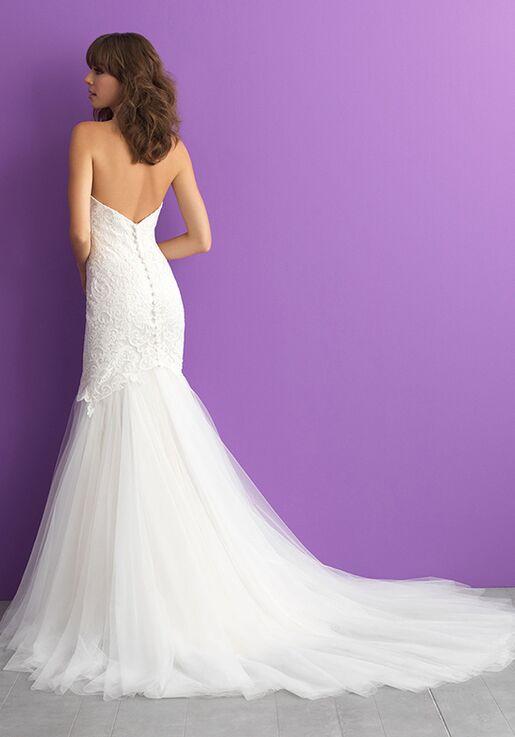 Allure Romance 3002 Mermaid Wedding Dress