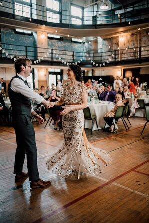 First Dance at the Ace Hotel Pittsburgh