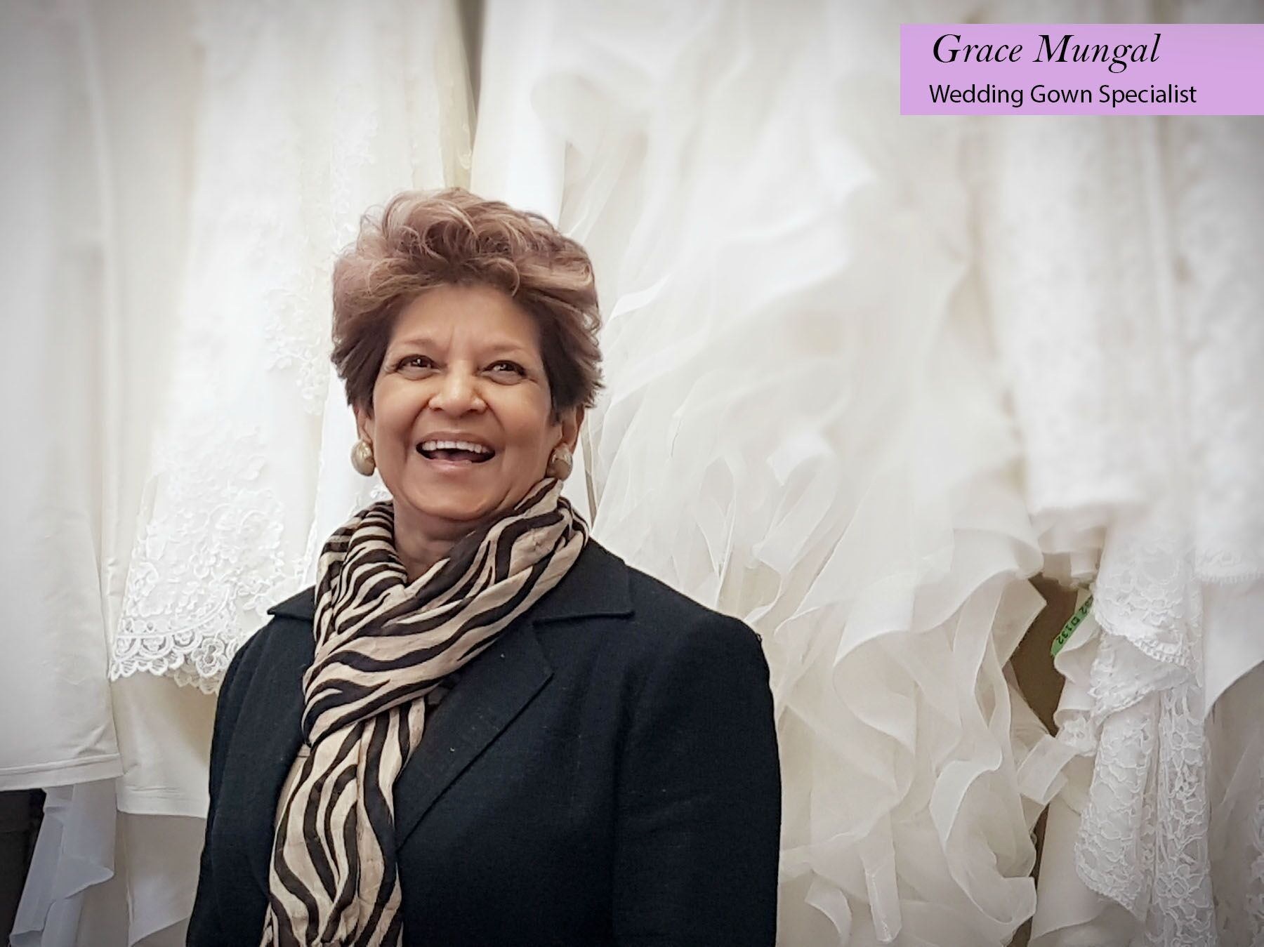 Grace Wedding Gown Specialists - Toronto, ON