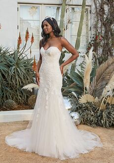 Beloved by Casablanca Bridal BL343 Opal Mermaid Wedding Dress