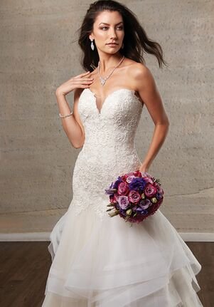 Jessica Morgan DESIRE, J1838 Mermaid Wedding Dress