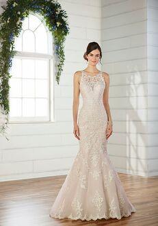 Essense of Australia D2534 Mermaid Wedding Dress